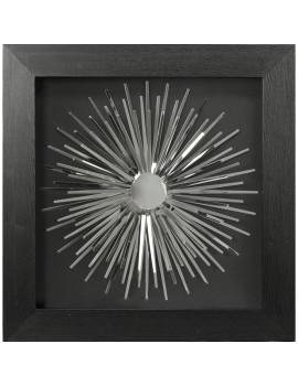 Панно «Металлический декор №2»