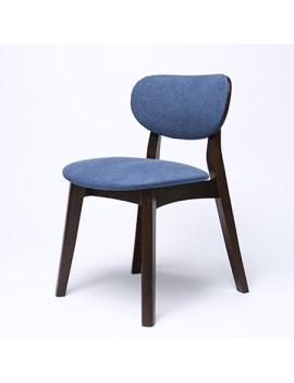 Стул «Ginger color в обивке» с мягким сиденьем (деревянный каркас)