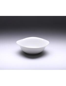 Салатник квадратный Tvist Ivory 143 мм