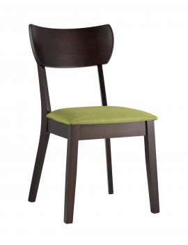 Стул «TOMAS» с мягким сиденьем (деревянный каркас)