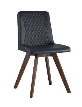 Стул «MARTA» с мягким сиденьем (деревянный каркас)