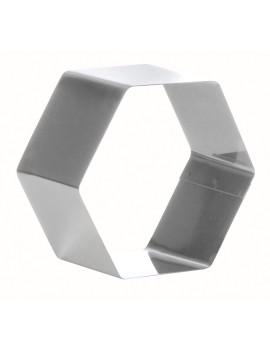 Форма для выпечки/выкладки «Шестигранник»