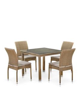 Комплект мебели «Тропикаль-1» из искусственного ротанга