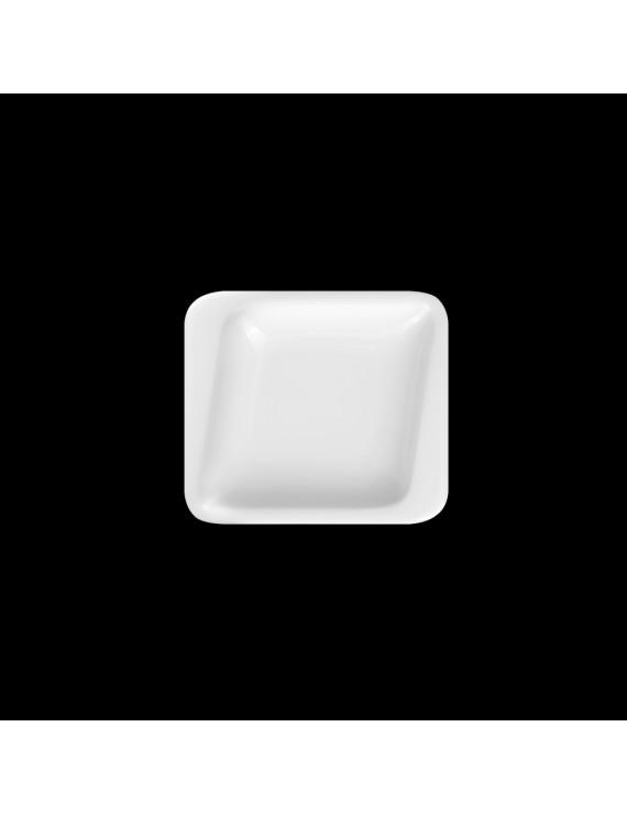 Салатник мелкий квадратный «Sam&Squito» 90 мм [JX82-А002-01]