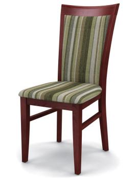 Стул «Лондон» с мягким сиденьем (деревянный каркас)