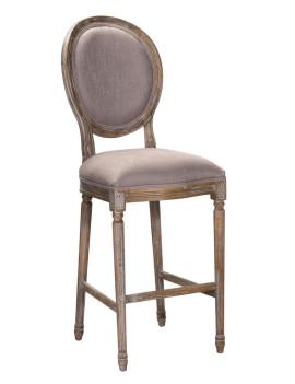 Стул барный «Кельн» с мягким сиденьем (деревянный каркас)