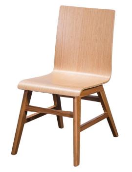 Стул «Арль» с жестким сиденьем (деревянный каркас)