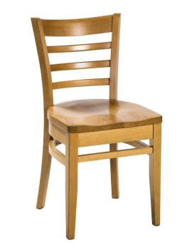 Стул «Хейкур» с жестким сиденьем (деревянный каркас)