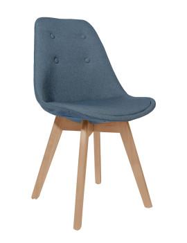 Стул «Тетра» с мягким сиденьем (деревянный каркас)