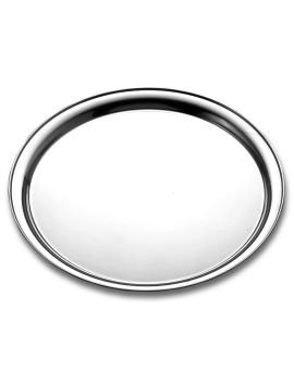 Поднос круглый Tramontina 300 мм нержавеющая сталь [61413/300-TR]