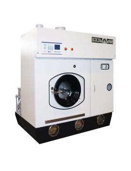 Машина сухой химической чистки ЛВХ-16 электро