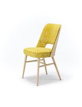 Стул CT041 с мягким сиденьем (деревянный каркас)