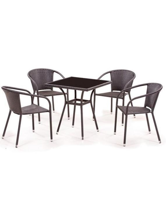Комплект мебели «Авалон-2» из искусственного ротанга