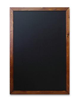 Меловая доска «Палисандр» 700х500 мм с рамой