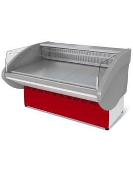 Витрина холодильная «рыба на льду» Илеть ВХСо-2,1