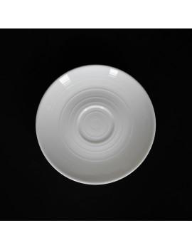 Блюдце «Corone Caffetteria» белый