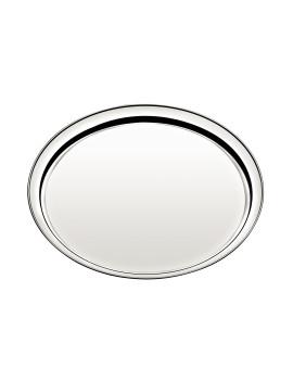 Поднос круглый Tramontina 400 мм нержавеющая сталь [61413/400-TR]