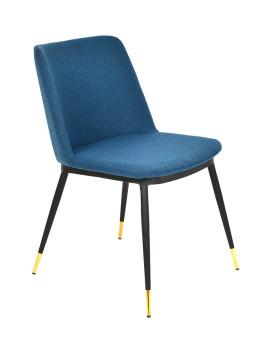 Стул «Милен» с мягким сиденьем (окрашенный каркас)