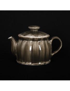 Чайник заварочный 640 мл серо-коричневый «Corone Natura»